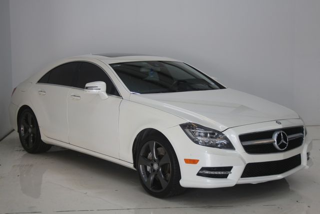 2014 Mercedes-Benz CLS 550 Houston, Texas 3