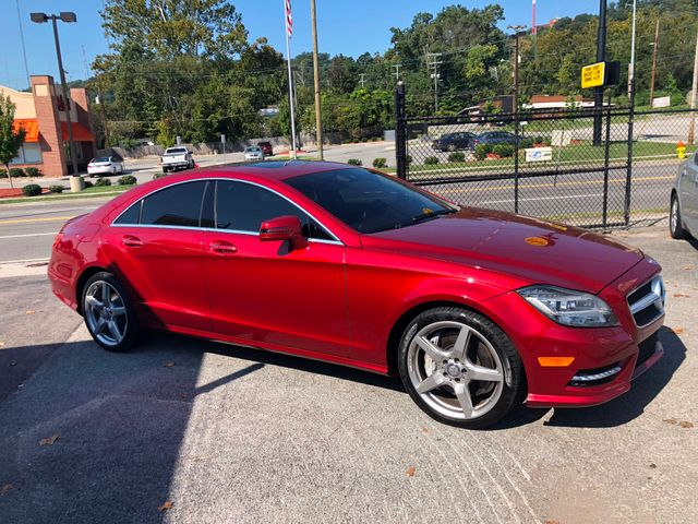 2014 Mercedes-Benz CLS 550 AMG WHEELS Knoxville , Tennessee 1