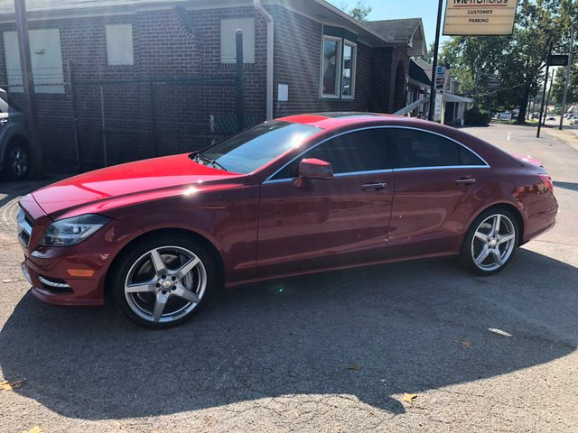2014 Mercedes-Benz CLS 550 AMG WHEELS Knoxville , Tennessee 10
