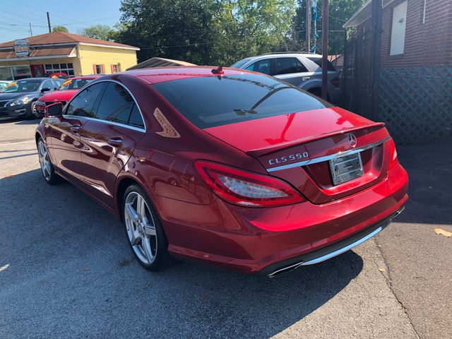 2014 Mercedes-Benz CLS 550 AMG WHEELS Knoxville , Tennessee 48
