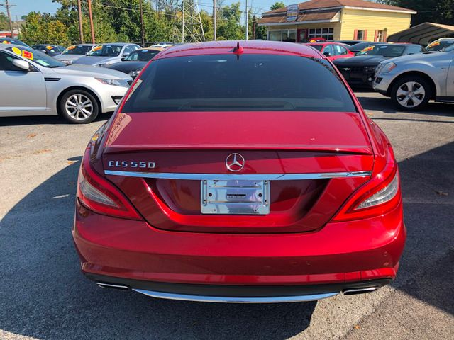 2014 Mercedes-Benz CLS 550 AMG WHEELS Knoxville , Tennessee 52