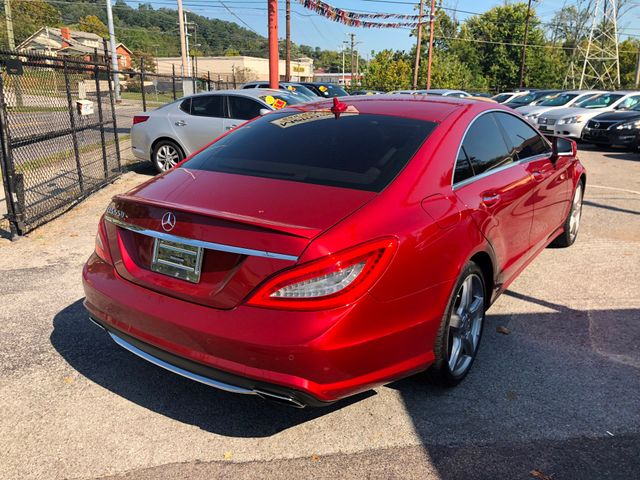 2014 Mercedes-Benz CLS 550 AMG WHEELS Knoxville , Tennessee 57