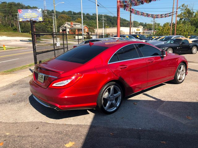 2014 Mercedes-Benz CLS 550 AMG WHEELS Knoxville , Tennessee 58