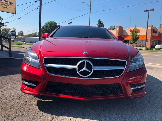 2014 Mercedes-Benz CLS 550 AMG WHEELS Knoxville , Tennessee 3