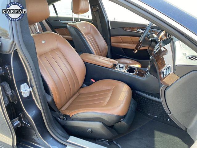 2014 Mercedes-Benz CLS 550 CLS 550 Madison, NC 12