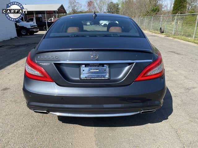2014 Mercedes-Benz CLS 550 CLS 550 Madison, NC 2
