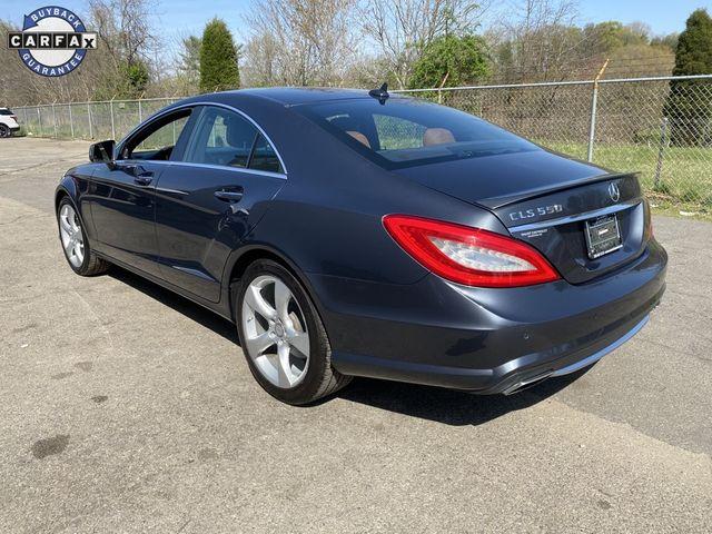 2014 Mercedes-Benz CLS 550 CLS 550 Madison, NC 3