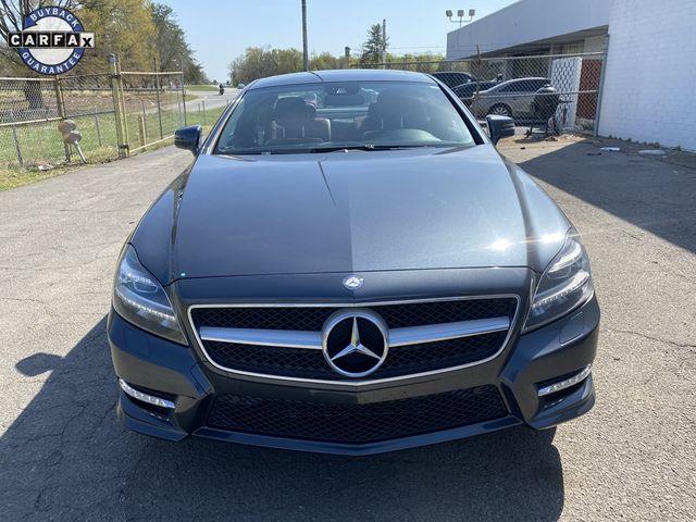 2014 Mercedes-Benz CLS 550 CLS 550 Madison, NC 5