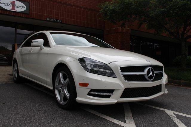 2014 Mercedes-Benz CLS 550 CLS 550 in Marietta, GA 30067