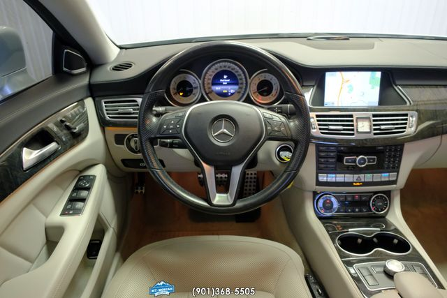 2014 Mercedes-Benz CLS 550 in Memphis, Tennessee 38115