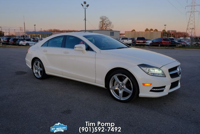 2014 Mercedes-Benz CLS 550 SUNROOF NAVIGATION in Memphis, Tennessee 38115