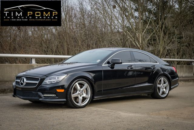 2014 Mercedes-Benz CLS 550 SUNROO LEATHER SEATS AMG WHEELS