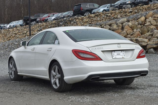 2014 Mercedes-Benz CLS 550 4Matic Naugatuck, Connecticut 2