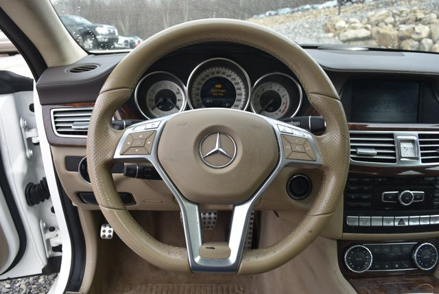 2014 Mercedes-Benz CLS 550 4Matic Naugatuck, Connecticut 21