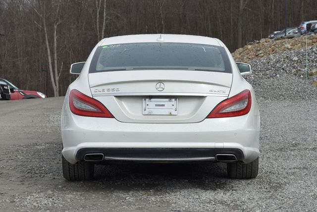2014 Mercedes-Benz CLS 550 4Matic Naugatuck, Connecticut 3