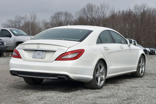 2014 Mercedes-Benz CLS 550 4Matic Naugatuck, Connecticut 4