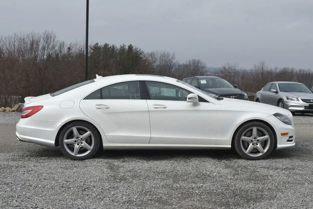 2014 Mercedes-Benz CLS 550 4Matic Naugatuck, Connecticut 5