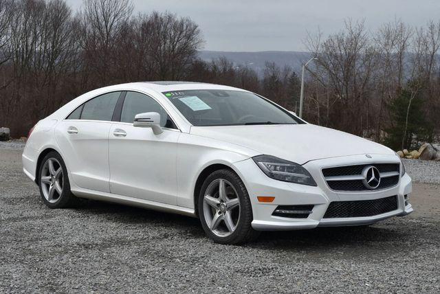 2014 Mercedes-Benz CLS 550 4Matic Naugatuck, Connecticut 6