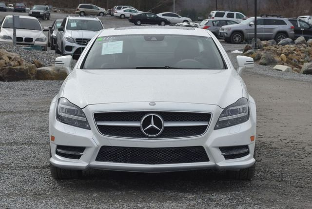 2014 Mercedes-Benz CLS 550 4Matic Naugatuck, Connecticut 7