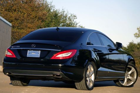 2014 Mercedes-Benz CLS 550 Leather* Sunroof* Nav* BU Cam* | Plano, TX | Carrick's Autos in Plano, TX