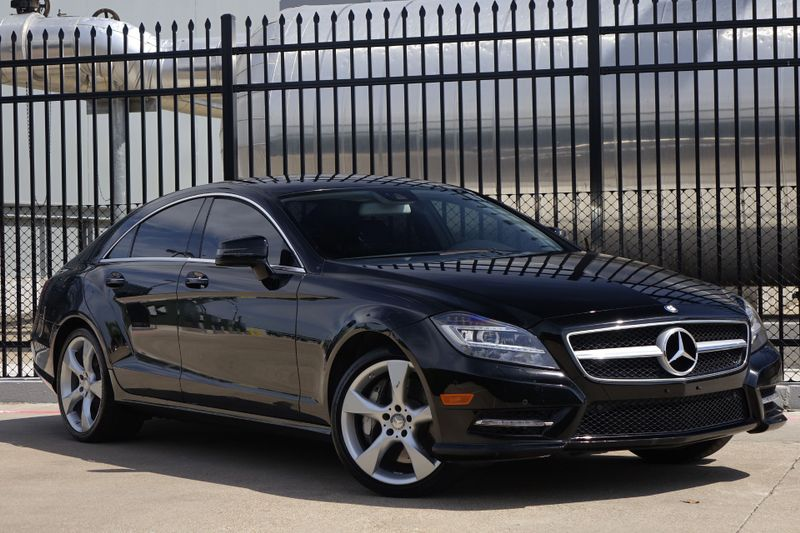 2014 Mercedes Benz CLS 550 Leather* Sunroof* Nav* BU Cam* | Plano, TX |  Carricku0027s Autos