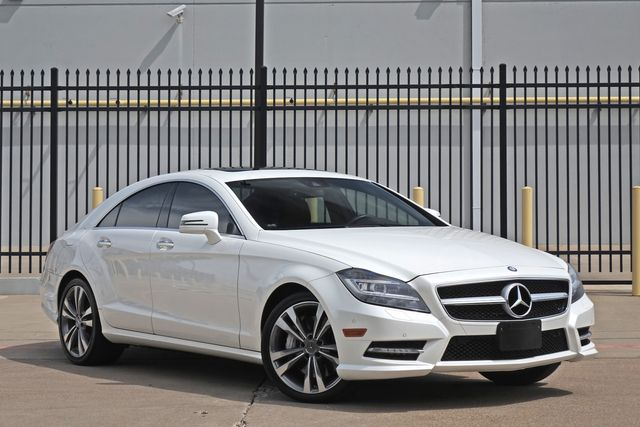 "2014 Mercedes-Benz CLS 550 Designo Interior * 19"" AMG WHEELS * 67k Miles *"