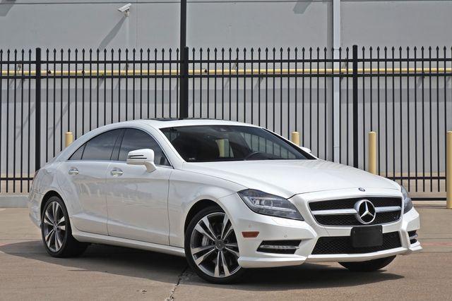 "2014 Mercedes-Benz CLS 550 Designo Interior * 19"" AMG WHEELS * 67k Miles * in Plano, Texas 75093"