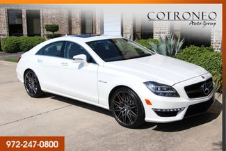 2014 Mercedes-Benz CLS 63 AMG S-Model in Addison, TX 75001