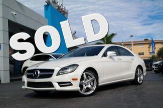 2014 Mercedes-Benz CLS550 CLS550 Hialeah, Florida
