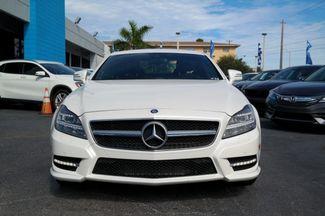 2014 Mercedes-Benz CLS550 CLS550 Hialeah, Florida 2