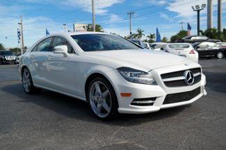 2014 Mercedes-Benz CLS550 CLS550 Hialeah, Florida 3