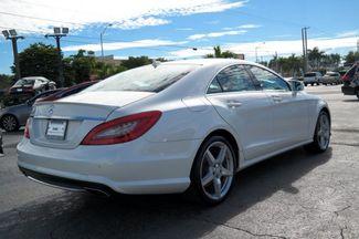 2014 Mercedes-Benz CLS550 CLS550 Hialeah, Florida 4