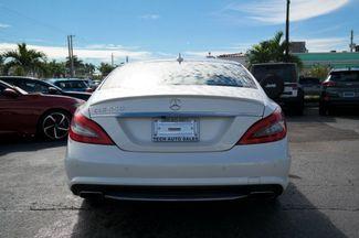 2014 Mercedes-Benz CLS550 CLS550 Hialeah, Florida 5