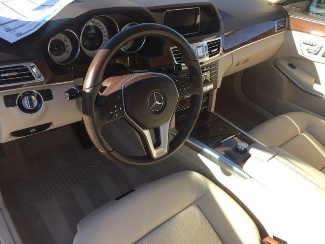 2014 Mercedes-Benz E 250 BlueTEC Sport in Boerne, Texas 78006