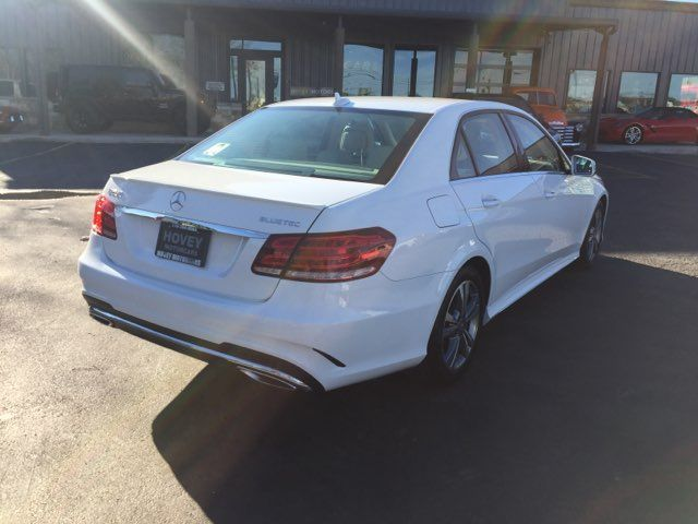 2014 Mercedes-Benz E 250 BlueTEC Sport in Boerne, Texas 78006