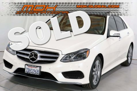2014 Mercedes-Benz E 250 BlueTEC Sport - Pano roof - P1 - Heavily optioned in Los Angeles