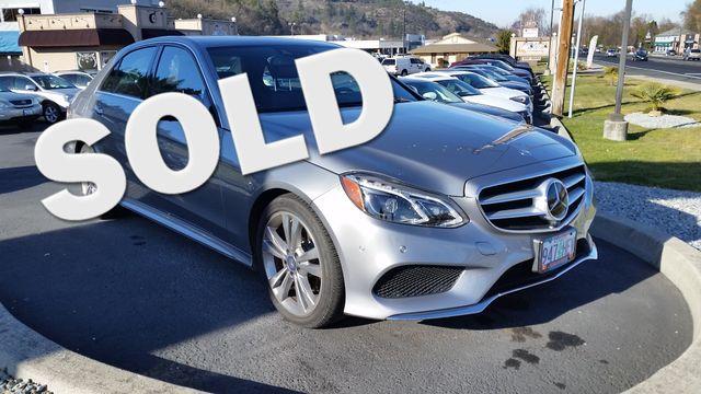 2014 Mercedes-Benz E 350 Luxury | Ashland, OR | Ashland Motor Company in Ashland OR