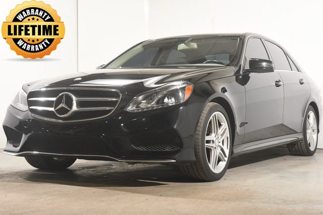 2014 Mercedes-Benz E 350 Luxury AMG Sport Package