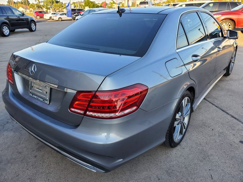 2014 Mercedes-Benz E 350 Sport  Brownsville TX  English Motors  in Brownsville, TX