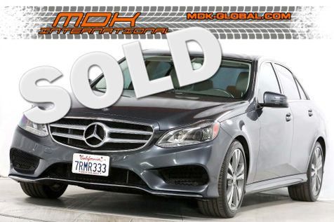 2014 Mercedes-Benz E 350 Sport - Navigation - Heated seats in Los Angeles