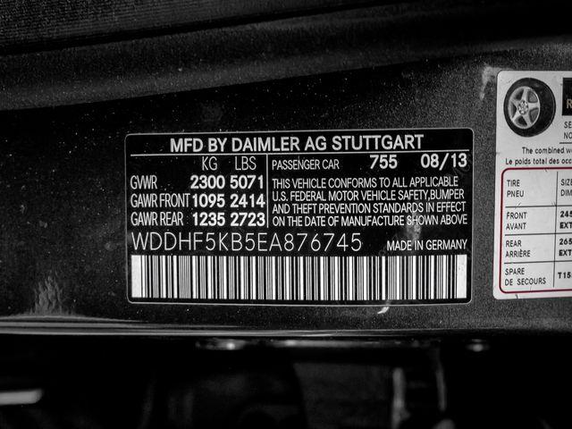 2014 Mercedes-Benz E 350 Sport Burbank, CA 30