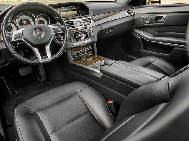 2014 Mercedes-Benz E 350 Sport Burbank, CA 9