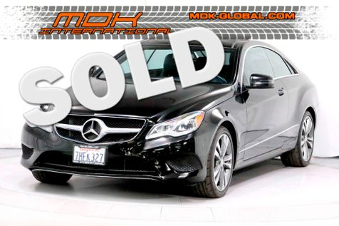 2014 Mercedes-Benz E 350 - P1 - Panoramic roof in Los Angeles