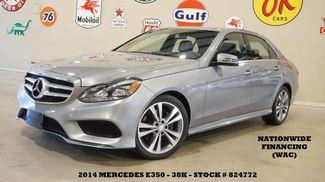 2014 Mercedes-Benz E 350 Sport Sedan P1 PKG,ROOF,NAV,BACK-UP,HTD LTH,38K in Carrollton TX, 75006