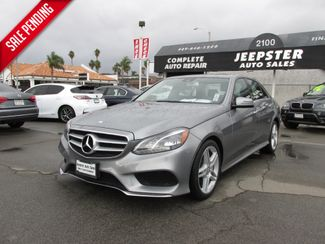 2014 Mercedes-Benz E 350 Sport in Costa Mesa, California 92627