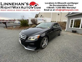 2014 Mercedes-Benz E 350 Luxury in Bangor, ME 04401