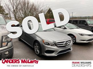2014 Mercedes-Benz E 350 Luxury | Huntsville, Alabama | Landers Mclarty DCJ & Subaru in  Alabama