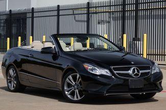 2014 Mercedes-Benz E 350 Convertible* Only 35k Mi* Nav* Bu Cam* Ez Finance* | Plano, TX | Carrick's Autos in Plano TX