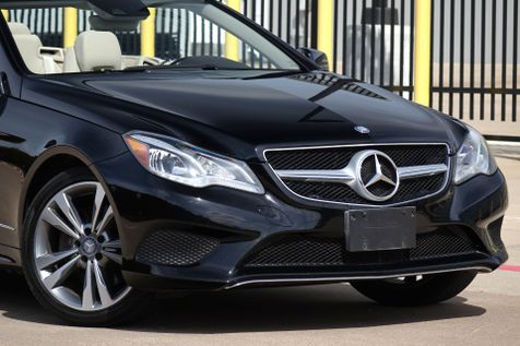 2014 Mercedes-Benz E 350 Convertible* Only 35k Mi* Nav* Bu Cam* Ez Finance*   Plano, TX   Carrick's Autos in Plano, TX