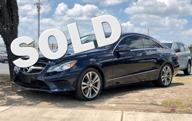 2014 Mercedes-Benz E 350 E350 Coupe in San Antonio TX, 78233